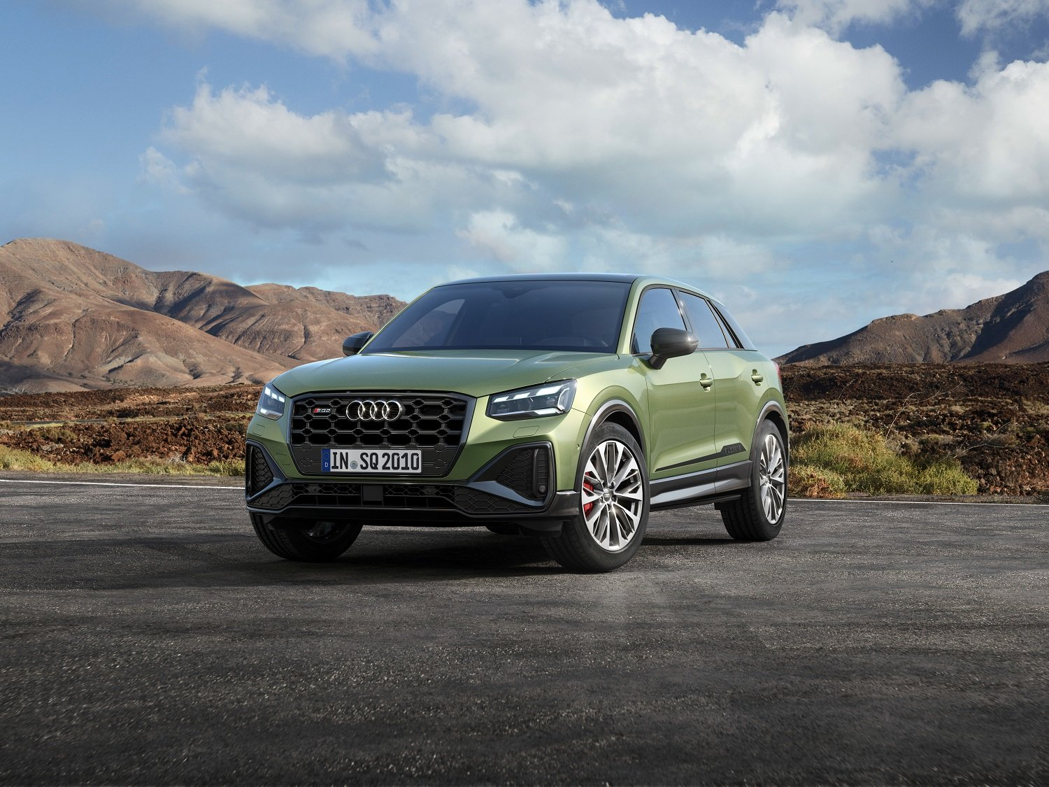 Audi launches new sharper SQ2; and sporty yet powerful SQ5