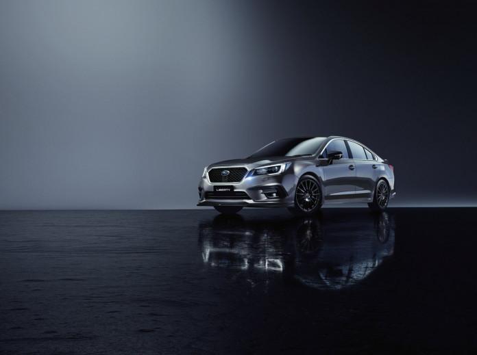 2021 Subaru Liberty Final Edition