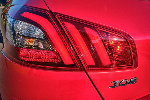 2021 Peugeot 308 GT-Line