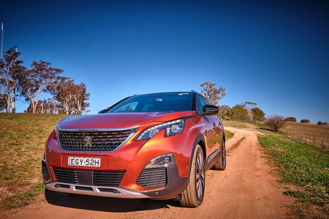 2021 Peugeot 3008 GT-Line