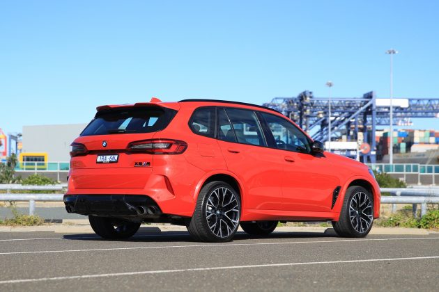 2020 BMW X5 M Competition (car review)