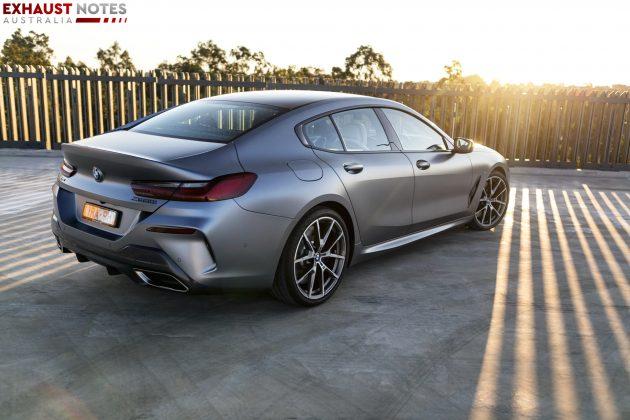 2020 BMW M850i xDrive Gran Coupe