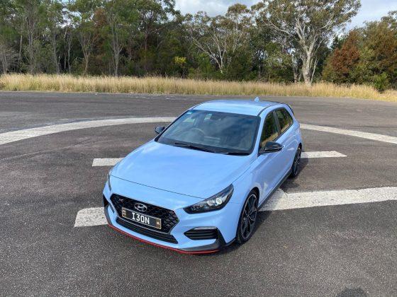 2020 Hyundai i30 N Performance hatch