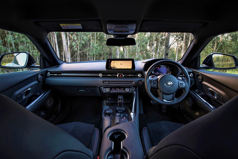 Toyota gives GR Supra a Christmas bonus