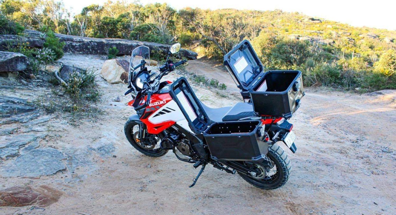 2020 Suzuki V Strom 1050XT