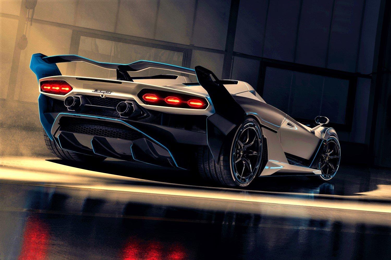 Lamborghini Squadra Corse presents the SC20