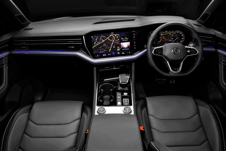 2021 Volkswagen Touareg V8 TDI