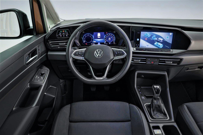 2021 Volkswagen Caddy Range