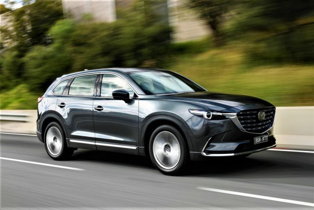All aboard for the 2021 Mazda CX-9 range refresh