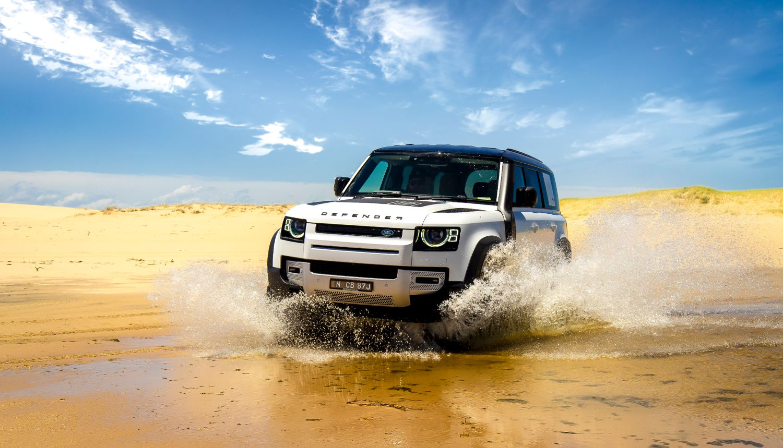 2021 Land Rover Defender 110 P400 SE (car review) | Happy ...