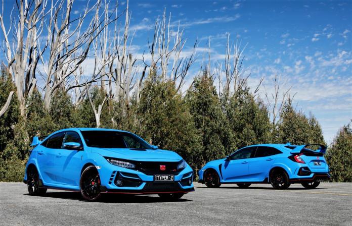 Honda updates high performance Civic Type R for 2021