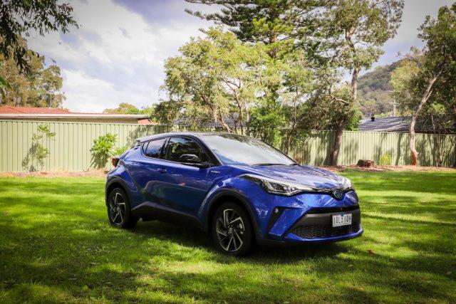 2020 Toyota C-HR Koba