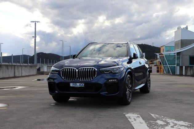 2020 BMW X5 xDrive45e M Sport PHEV
