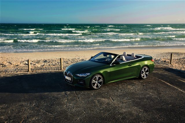 BMW announces pricing for 2021 4 Series Convertible