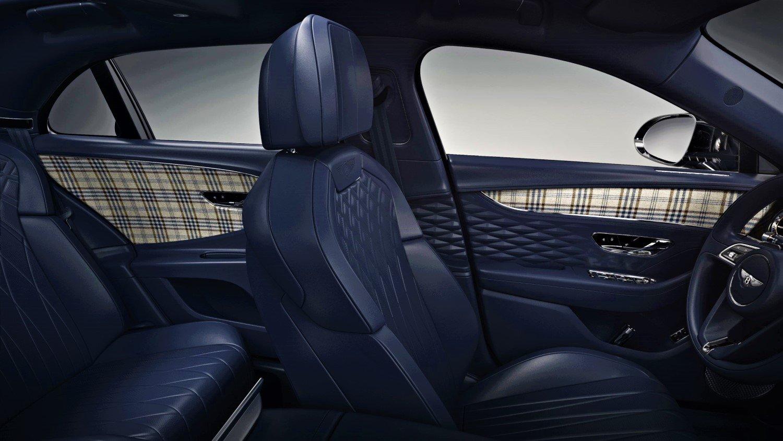 Bentley goes tweed; interior options just got more personal