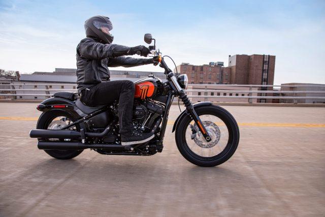 2021 Harley-Davidson Softail Street Bob 114