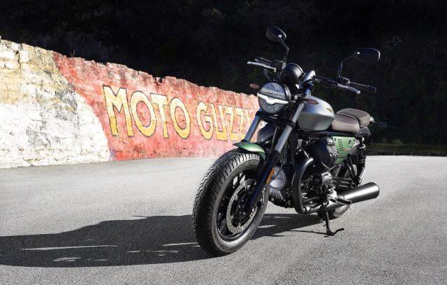 2021 Moto Guzzi Centennial Model