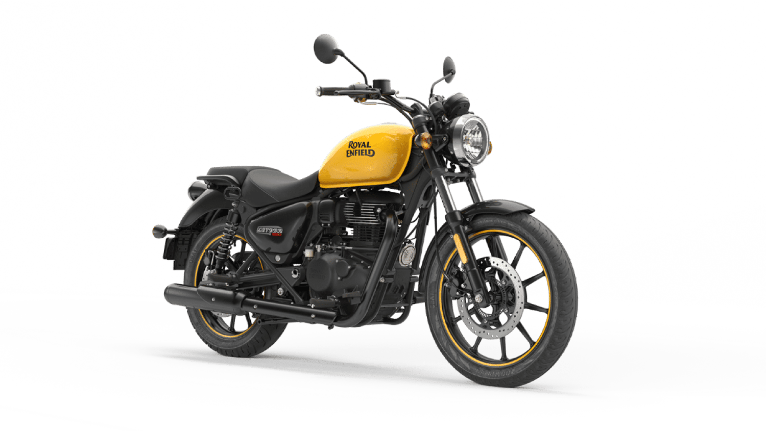 2021 Royal Enfield Meteor 350 Fireball