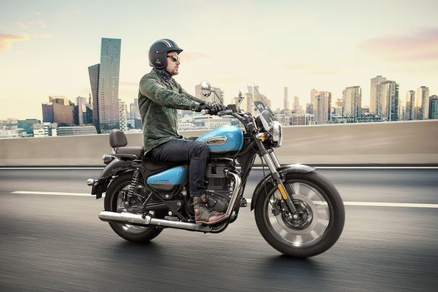 2021 Royal Enfield Meteor 350 Supernova