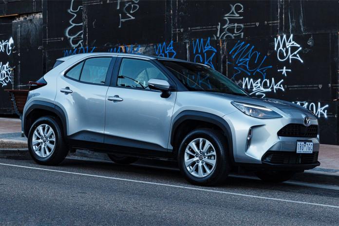 2021 Yaris Cross GX (car review)
