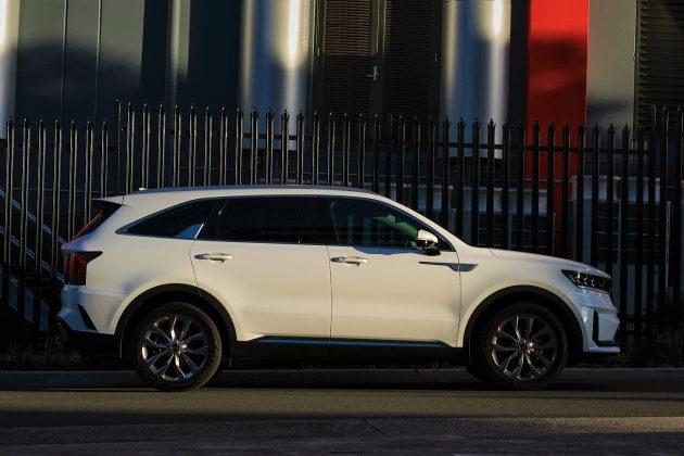 2021 Kia Sorento GT-Line (car review)