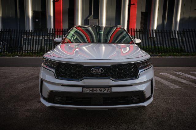 2021 Kia Sorento GT-Line