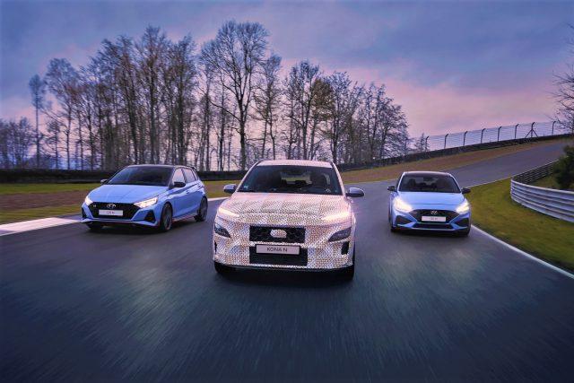 Hot new Hyundai KONA N joins N performance pack