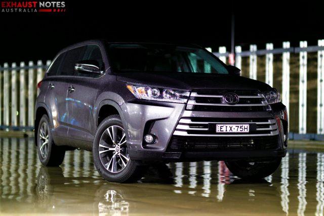 2021 Toyota Kluger GX AWD