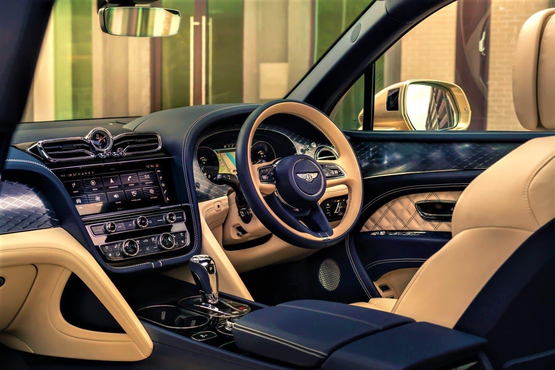 Bentley goes hybrid with 2021 Bentayga