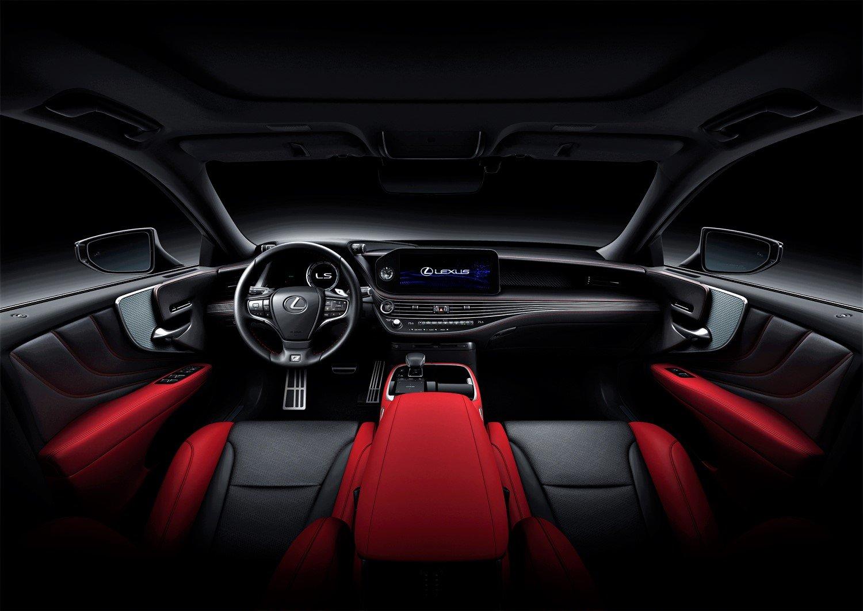 Luxury benchmarks set higher with new Lexus LS range