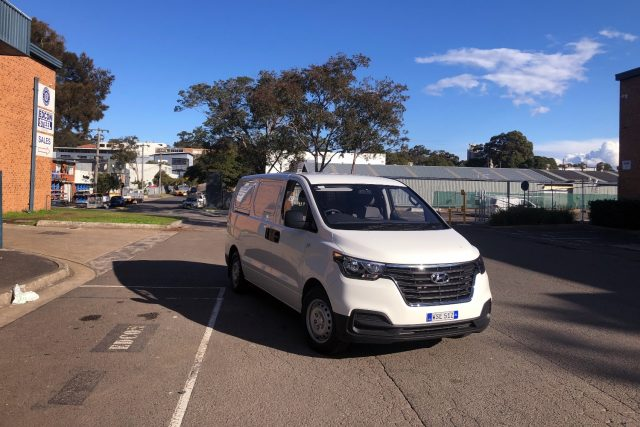 2020 Hyundai iLoad CRD