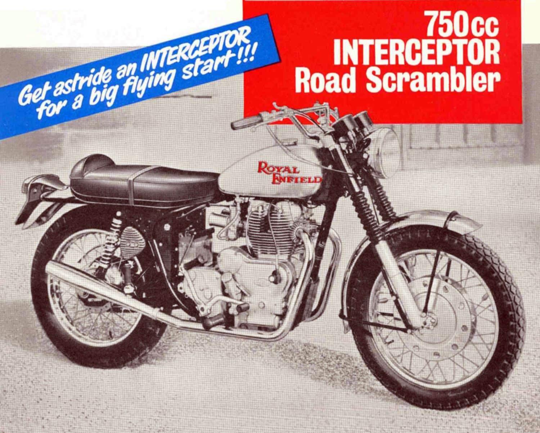 1968 MK1A Interceptor advert