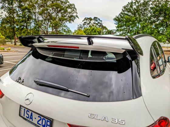 2021Mercedes-AMG GLA 35