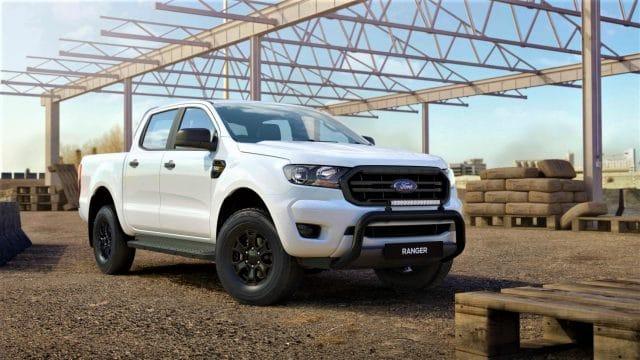 2021 Ford Ranger Tradie