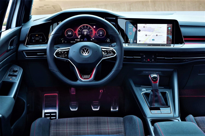 Volkswagen's Mark 8 GTI is almost here