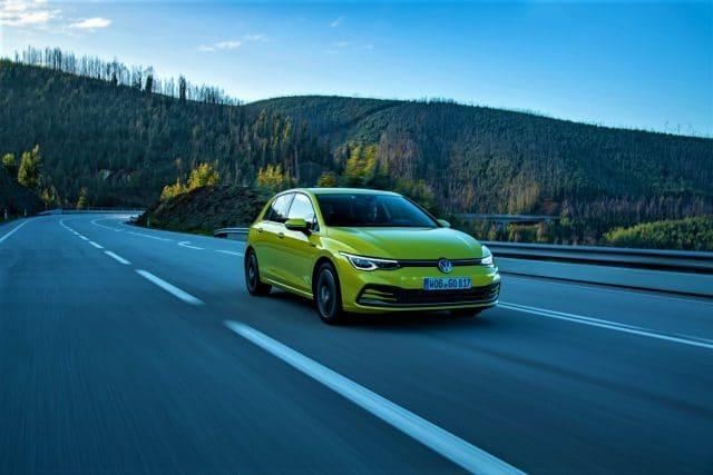 2021 Volkswagen Golf GTI Mk8