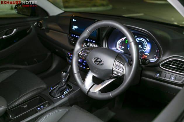 2021 Hyundai i30 Elite hatch