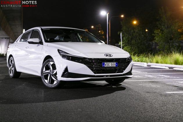 2021 Hyundai i30 Active sedan