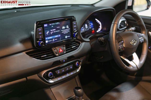 2021 Hyundai i30 Active hatch