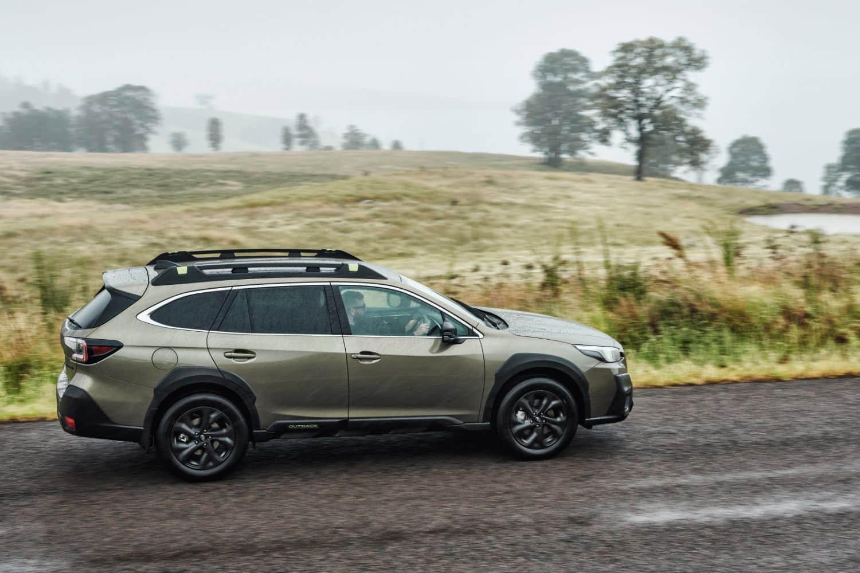 2021 Subaru Outback AWD Sport