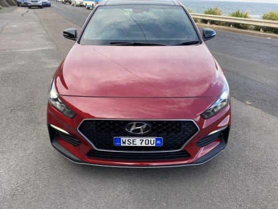 2021 Hyundai i30 N Line Premium