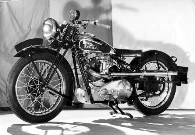 Royal Enfield 1932 Bullet 500