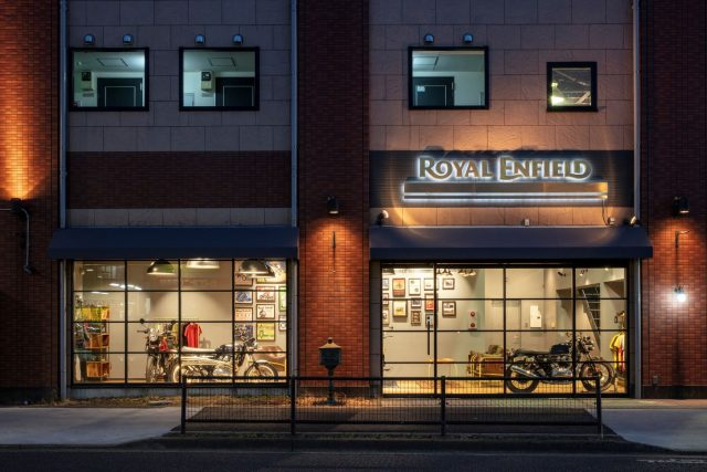 Royal Enfield Japan Dealership