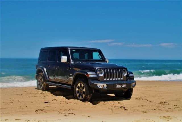 2021 Jeep Wrangler Overland Unlimited Sky Roof