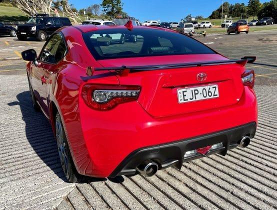 2021 Toyota 86 GTS