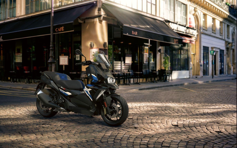 2021 BMW Motorrad C 400 X