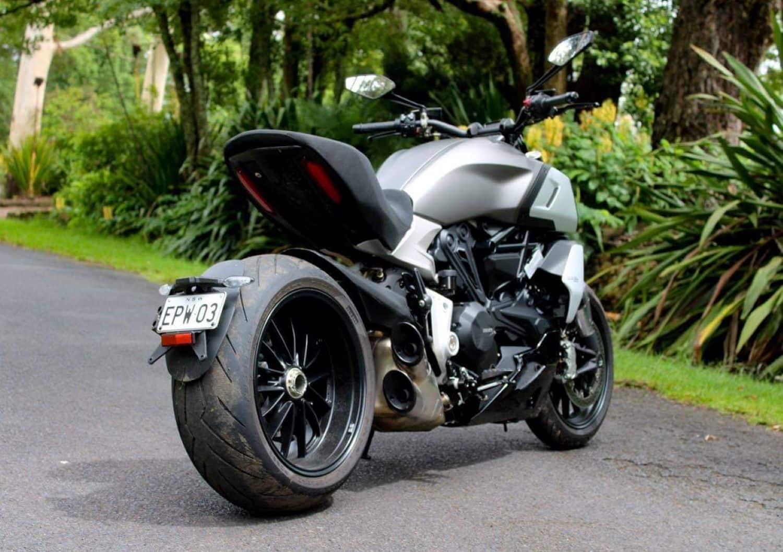 2021 Ducati Diavel 1260