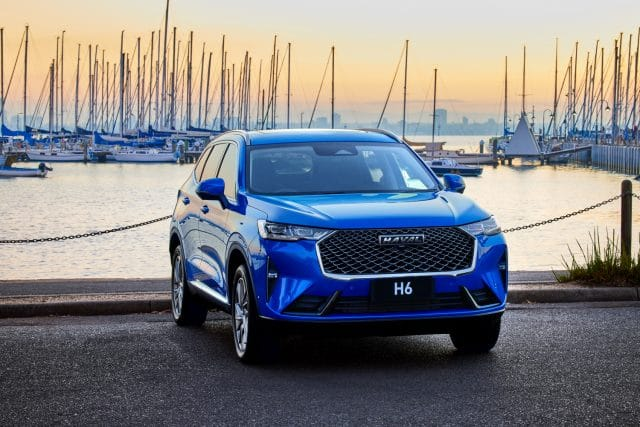 Haval gives H6 SUV the once over for 2021