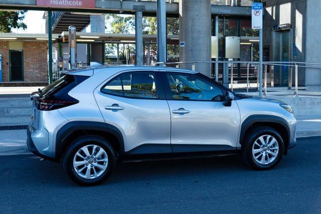 2021 Toyota Yaris Cross GX