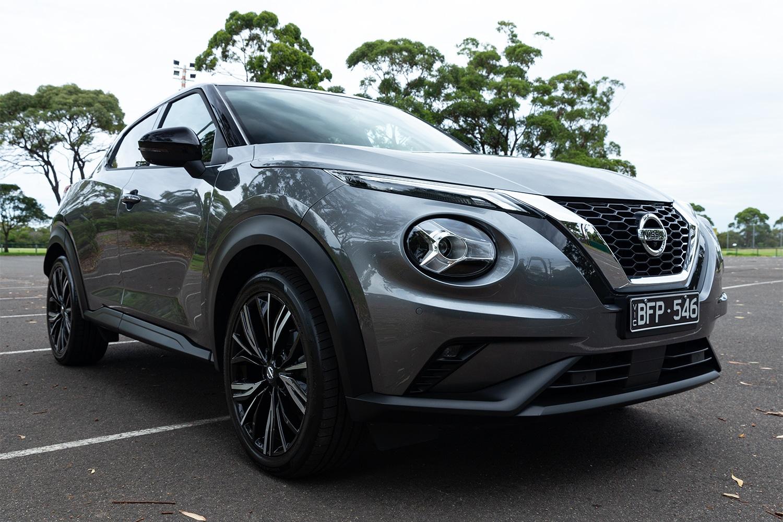 2021 Nissan JUKE Ti (car review) • Exhaust Notes Australia